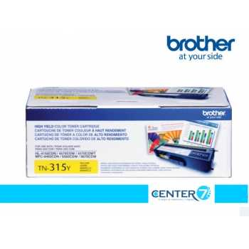 TONER BROTHER TN-315Y (HL-4570) 3500 PG YELLOW