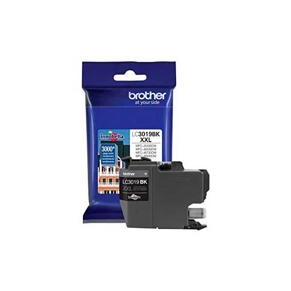 TINTA BROTHER LC-3019BK BLACK MFCJ5330DW 3K PGS